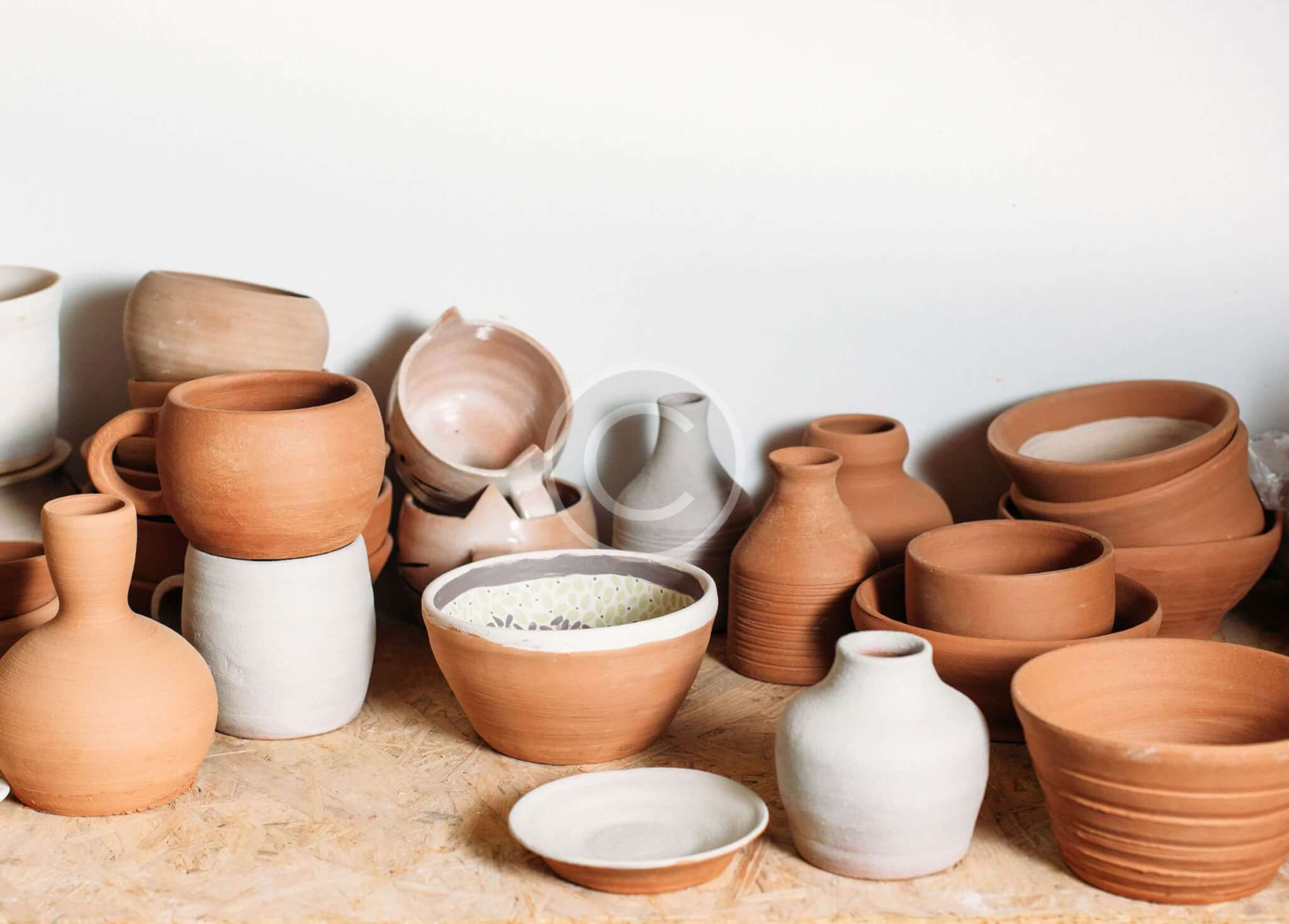 Native American and Ancient World's Pottery