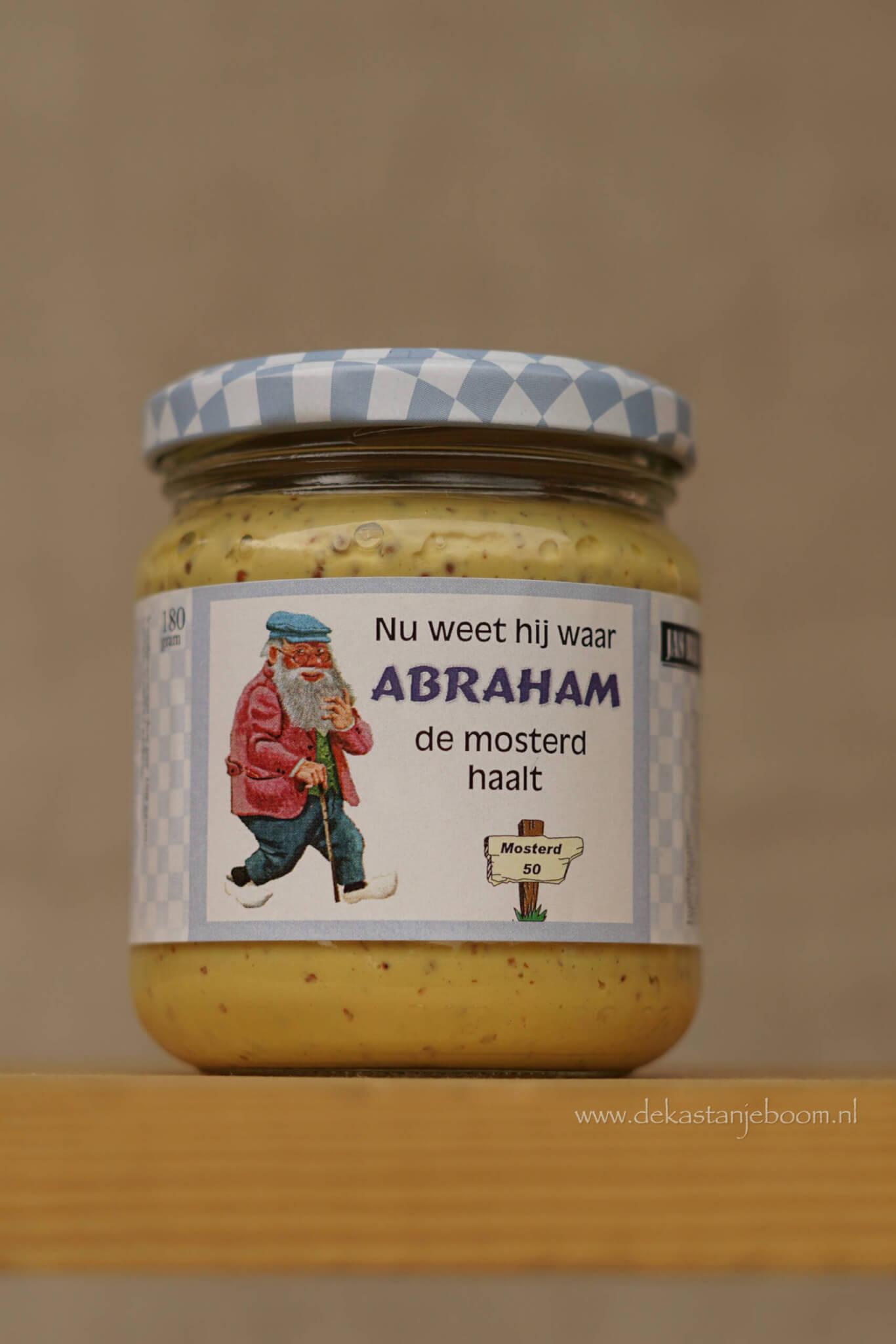 Abraham mosterd