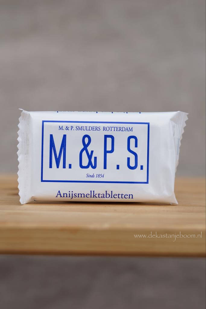 Anijsmelk tabletten