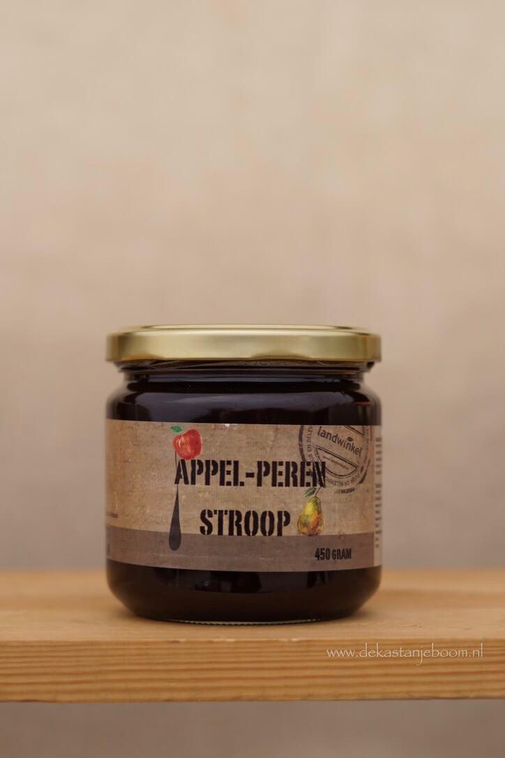 Appel peren stroop 450 gram