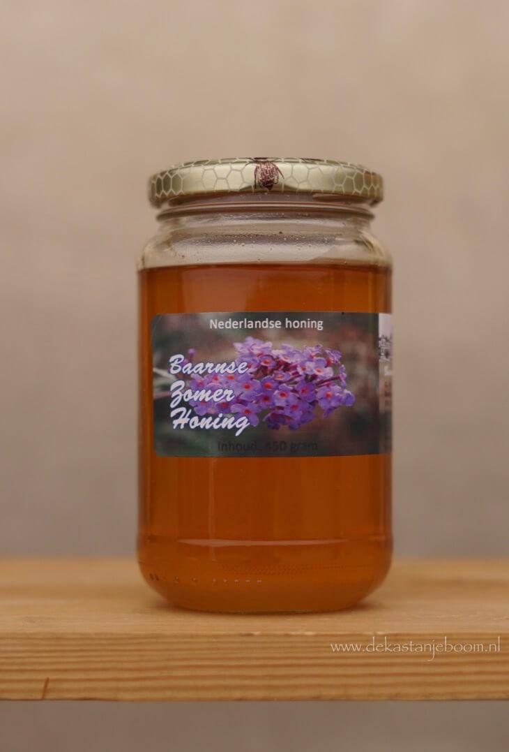 Baarnse zomer honing