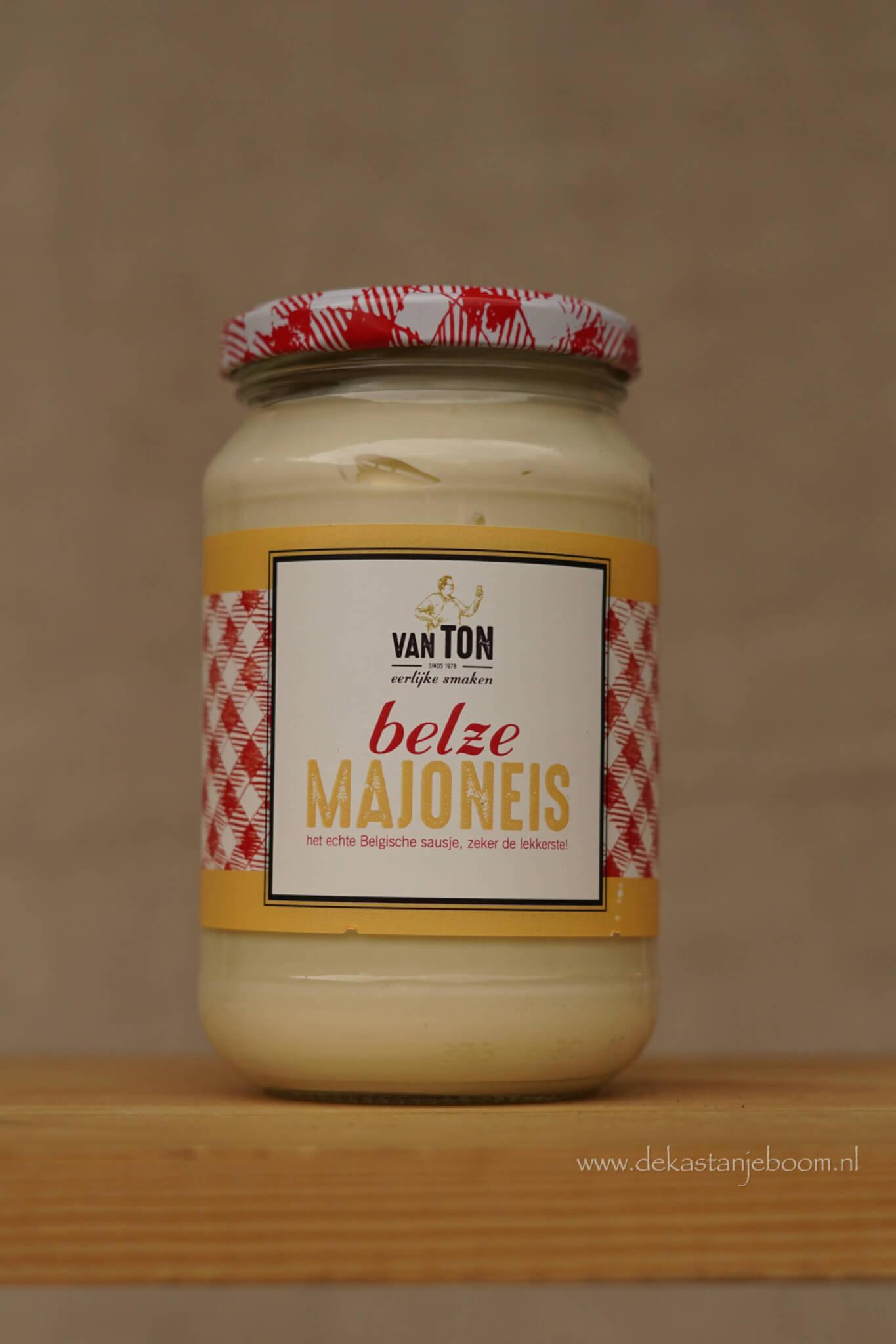 Belze majoneis van Ton