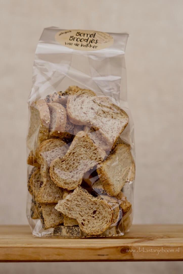 Toast & crackers