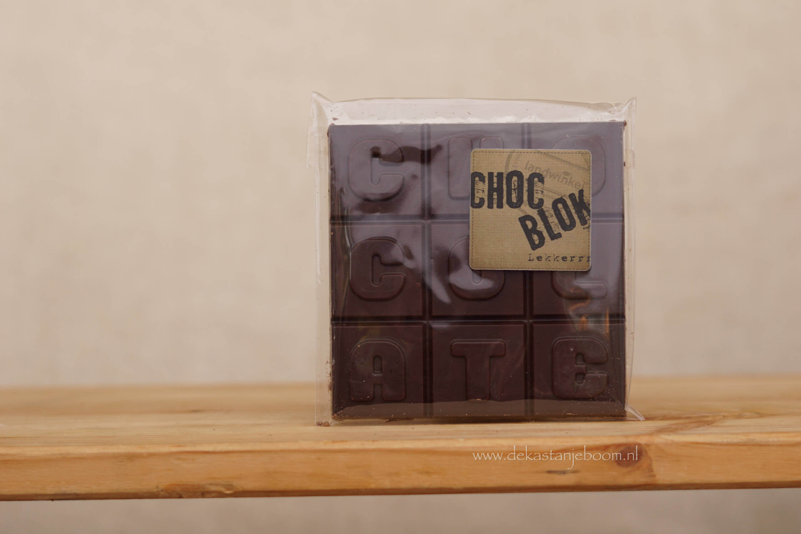 Choco blok puur