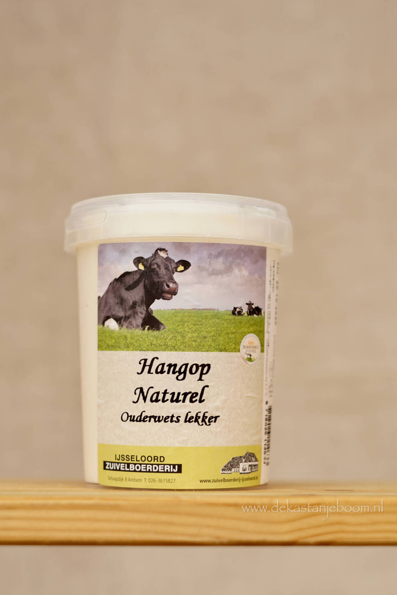 Hangop naturel ijsseloord