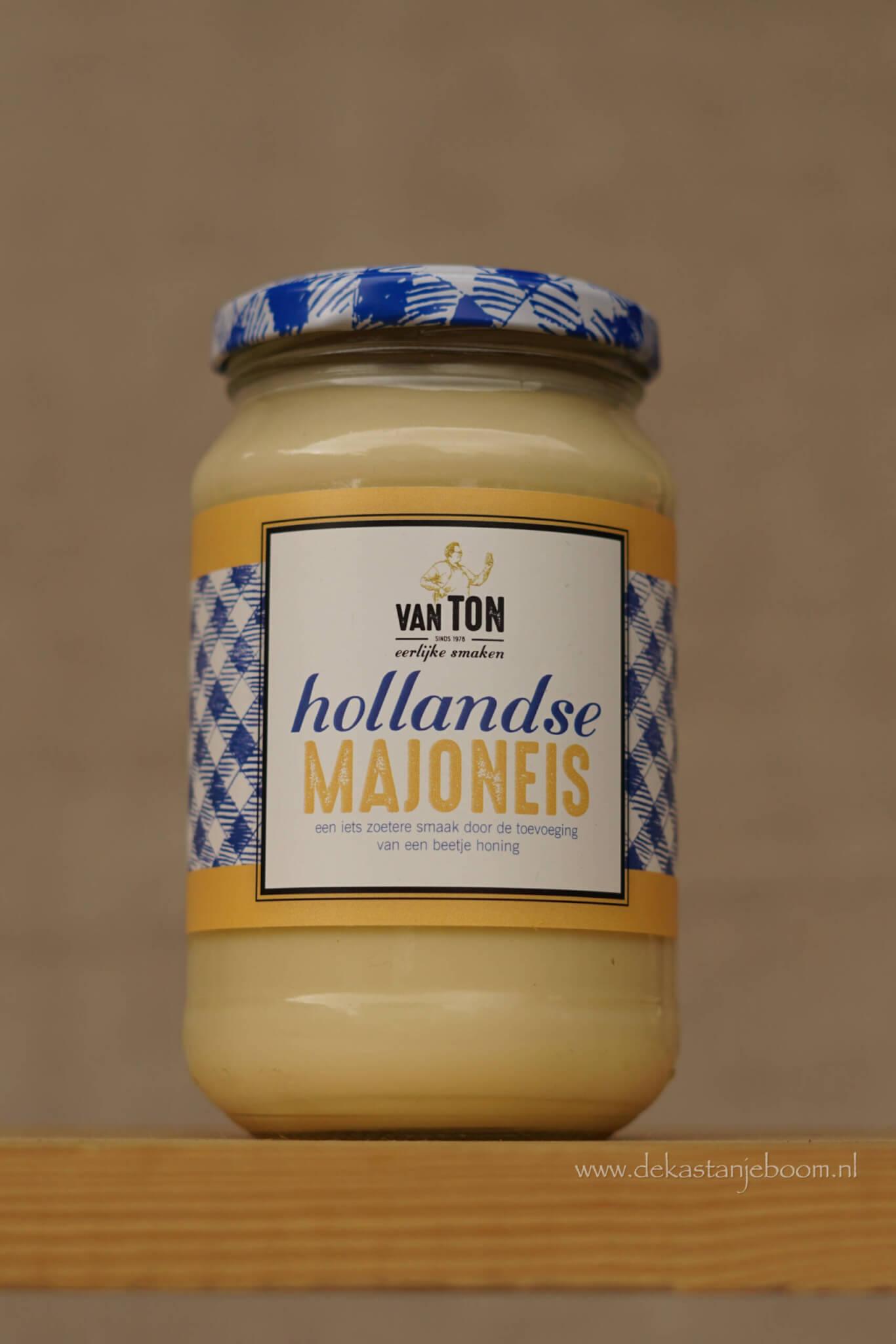 Hollandse majoneis