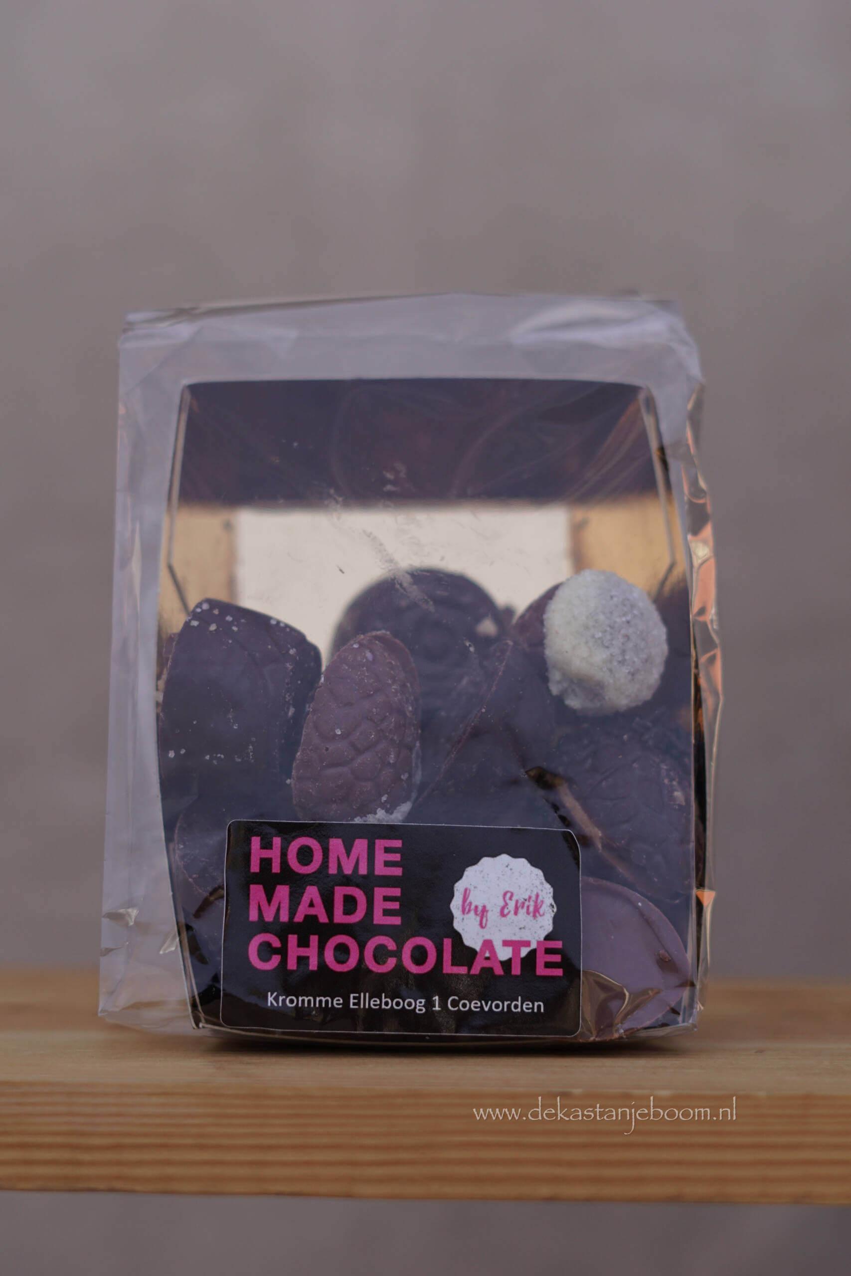 Home made chocolade