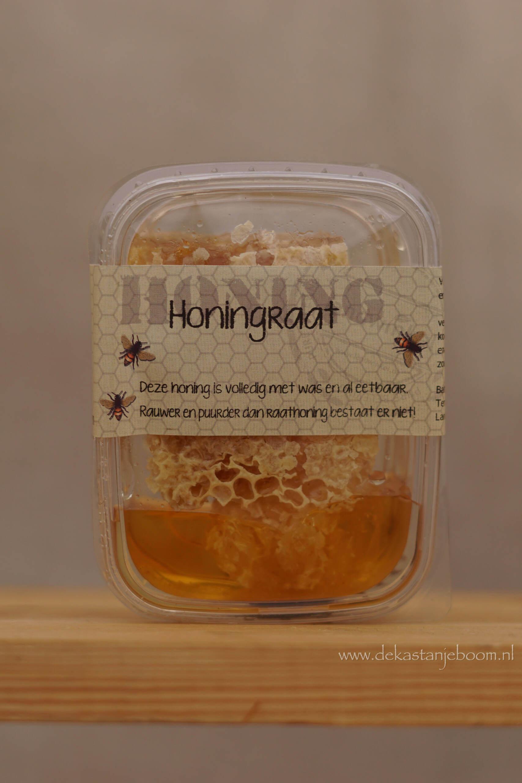 Honingraat 130gr