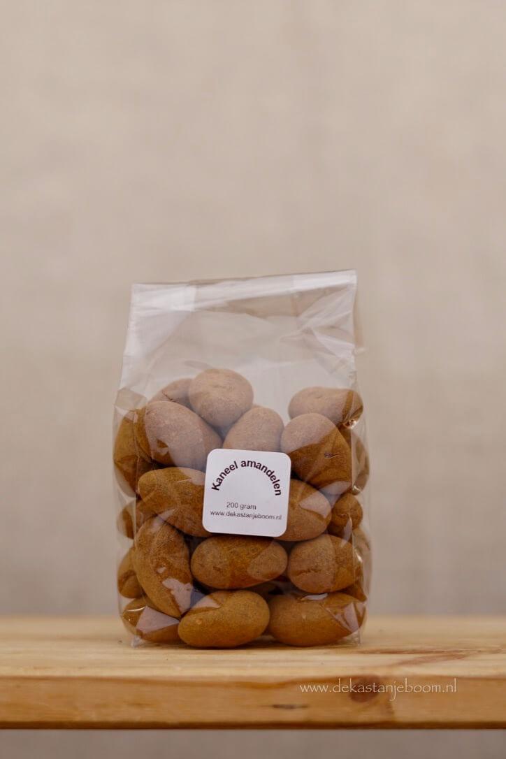 Kaneelamandelen 200 gram