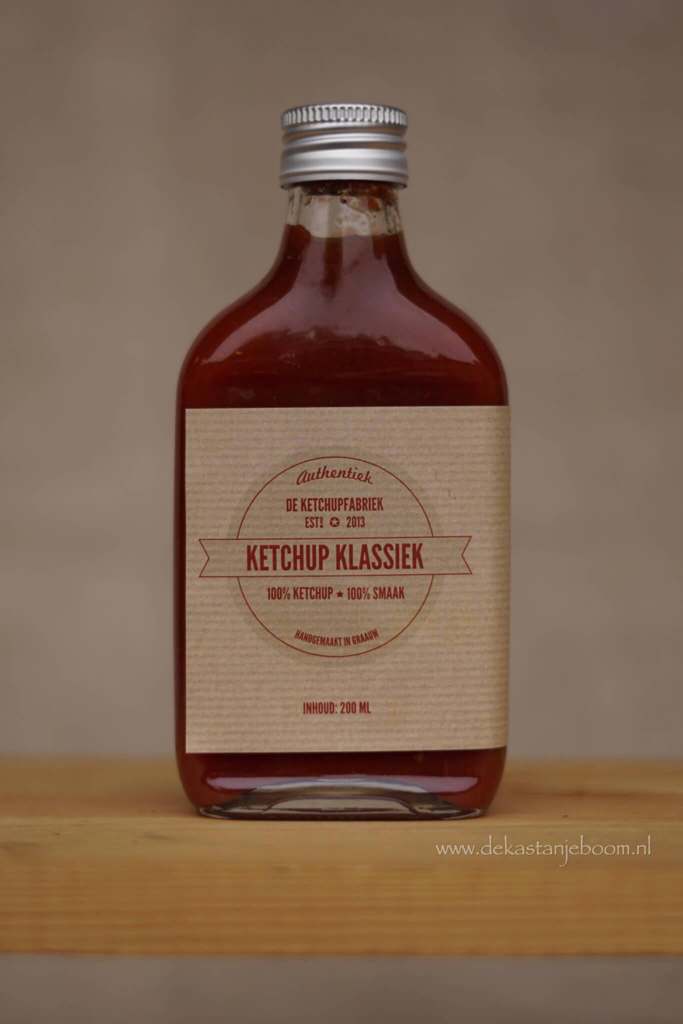 Ketchup klassiek - De Ketchup klassiek