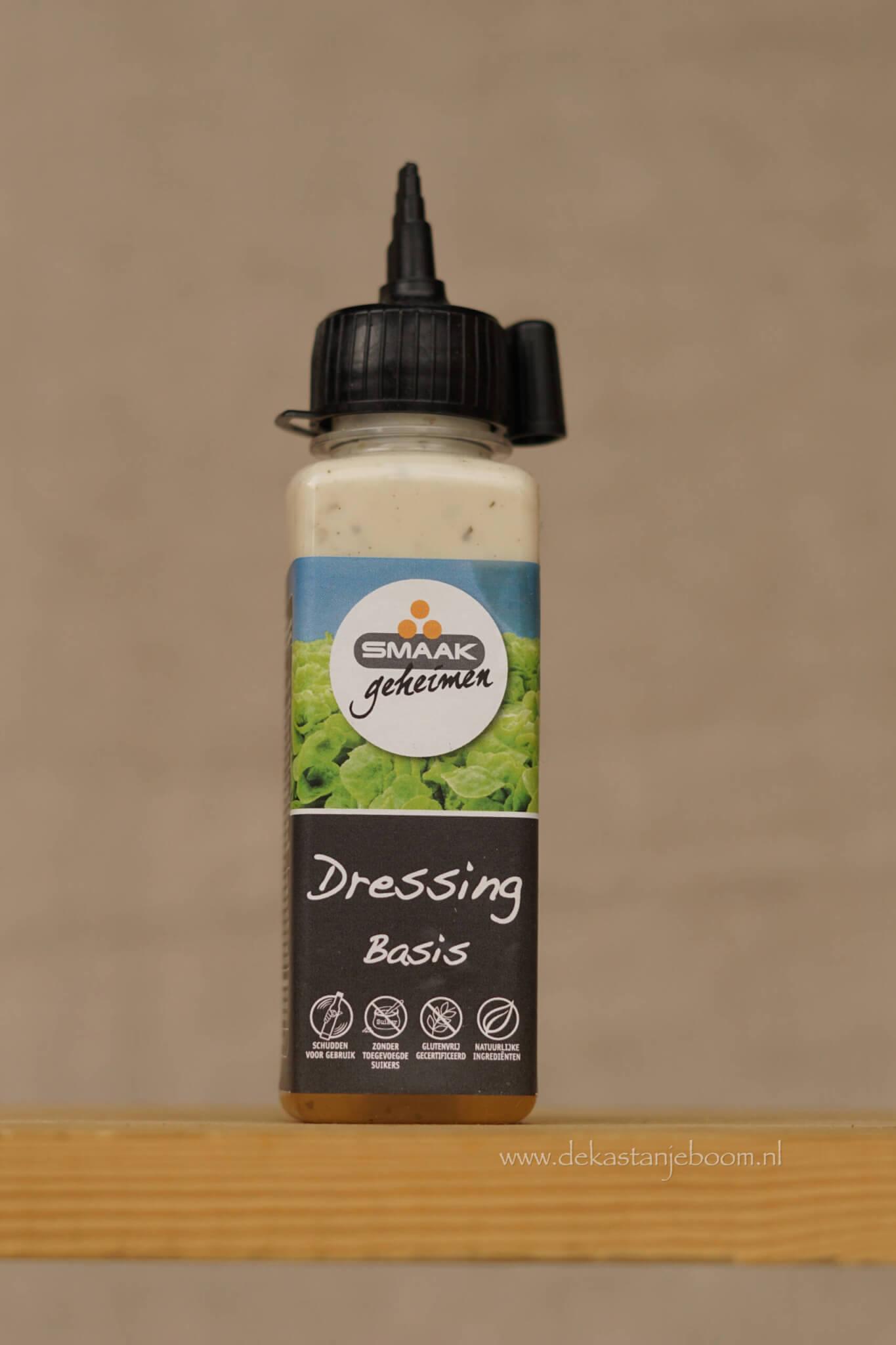Smaakgeheimen dressing basis