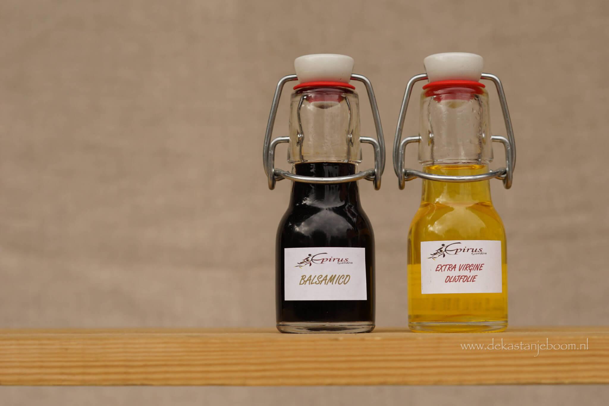 balsamico en olijfolie - 50ml