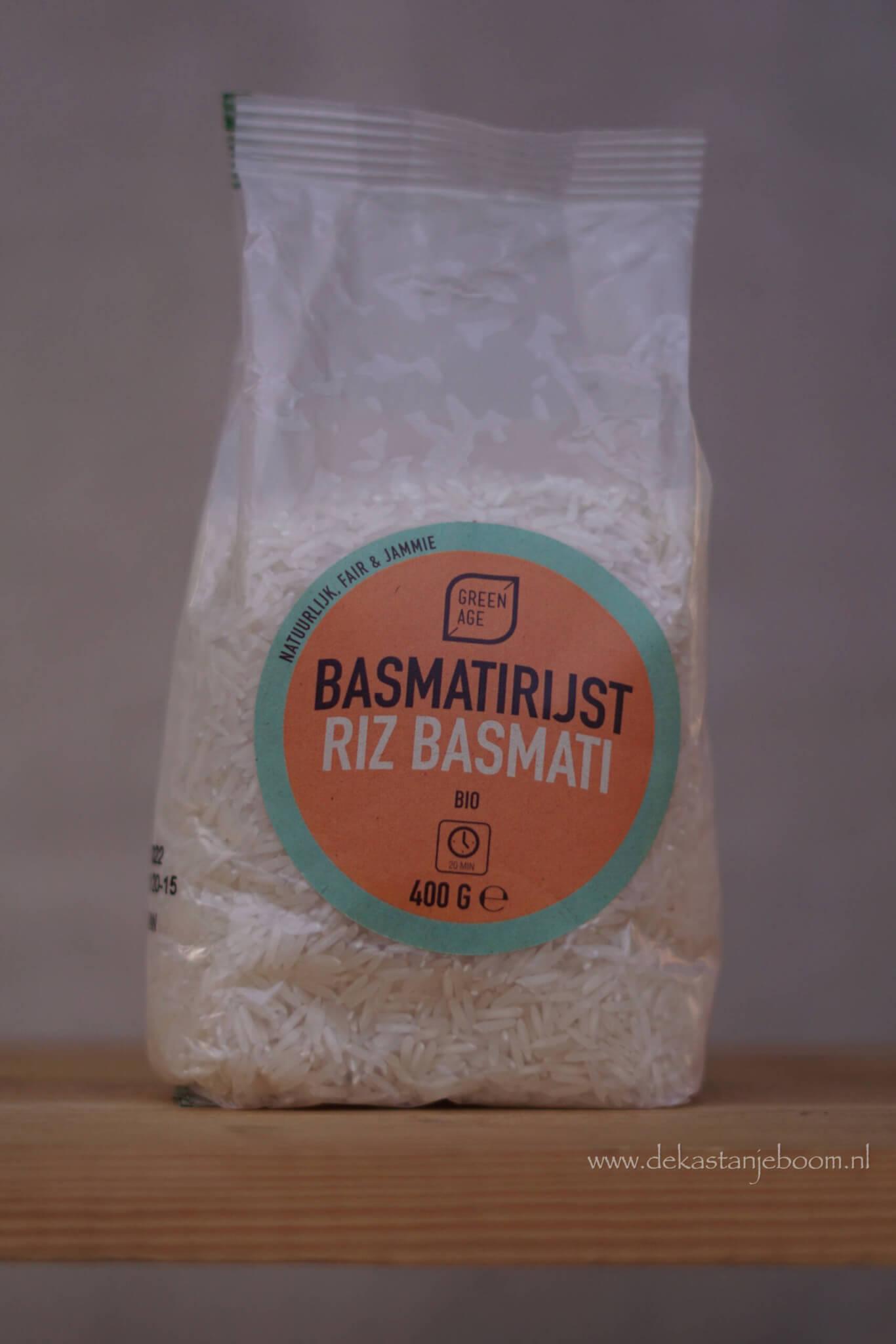 Deegwaren & rijst