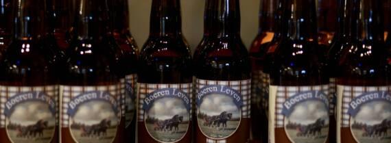 Ons 'Boeren leven' bier