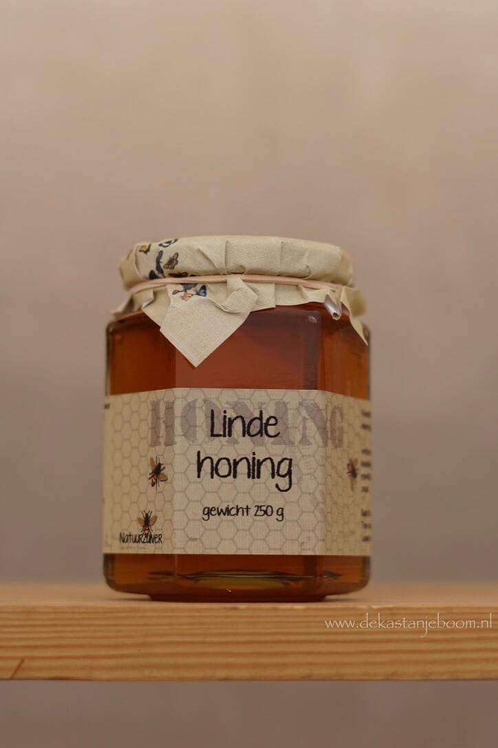 linde honing 250 gr