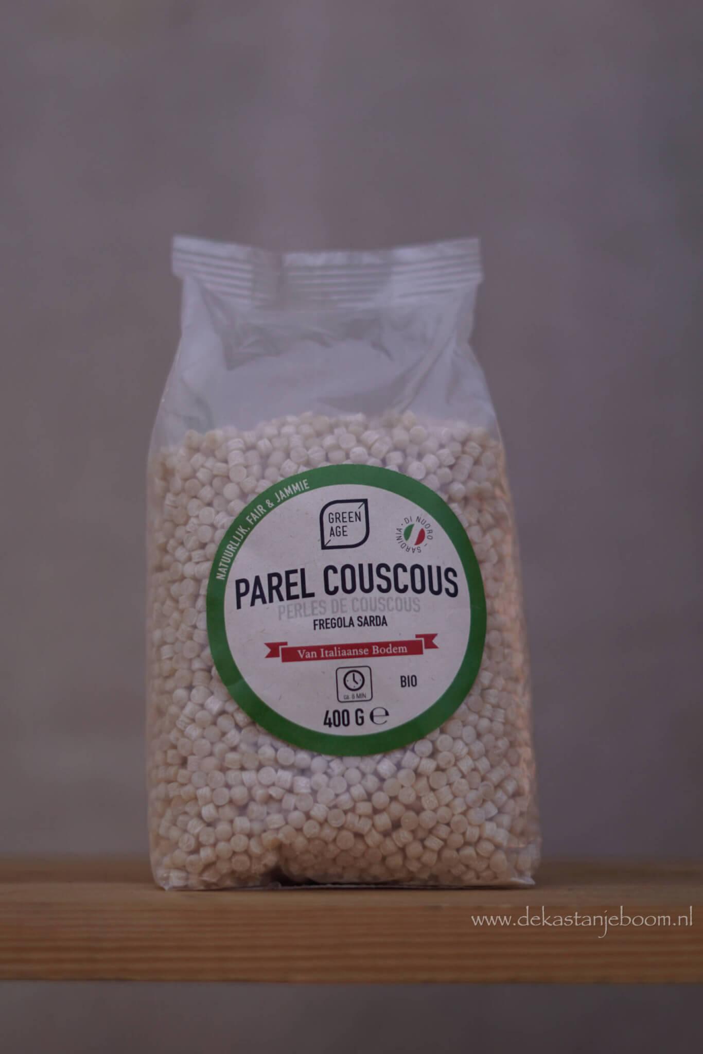 Parel couscous