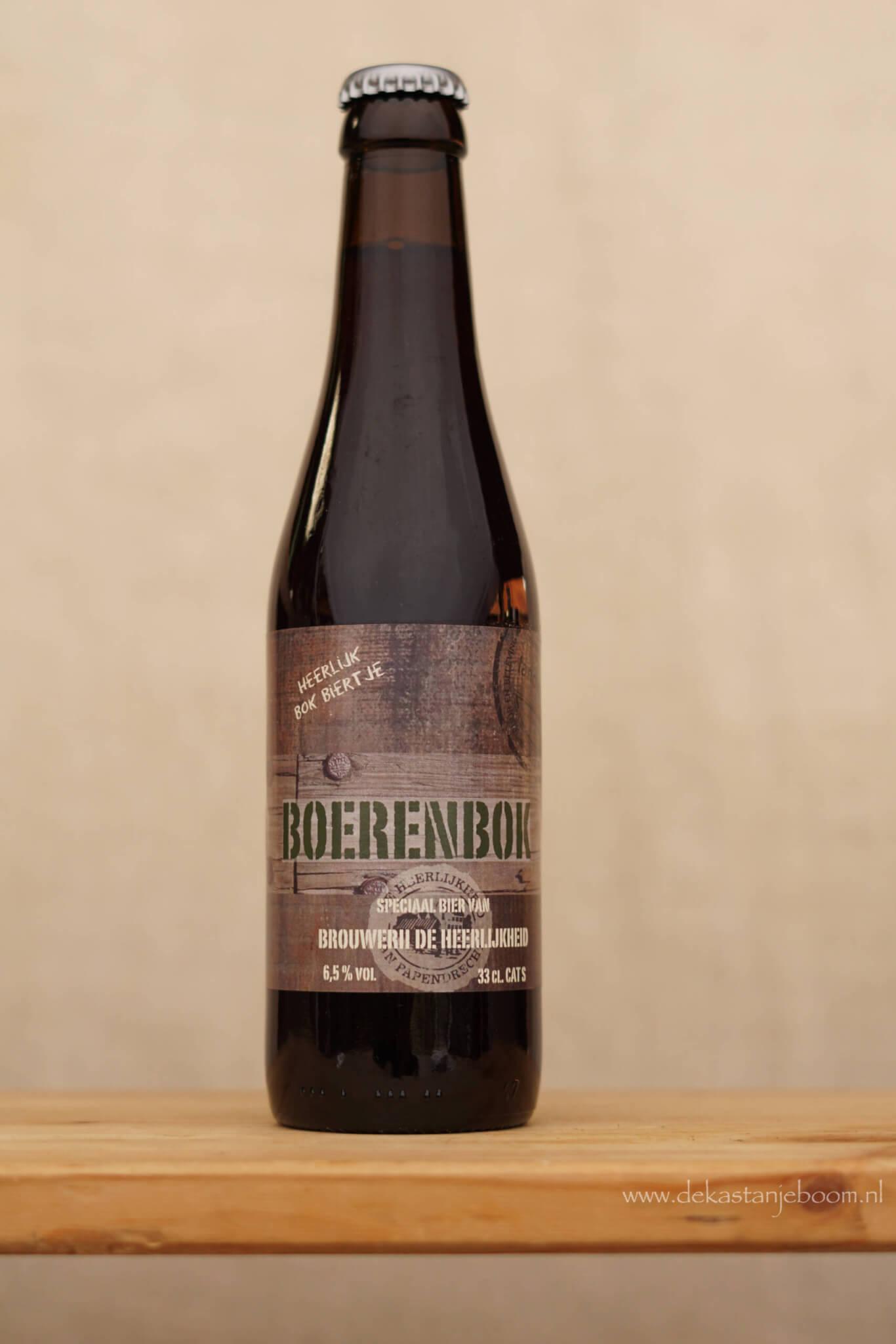 Boerenbok bier