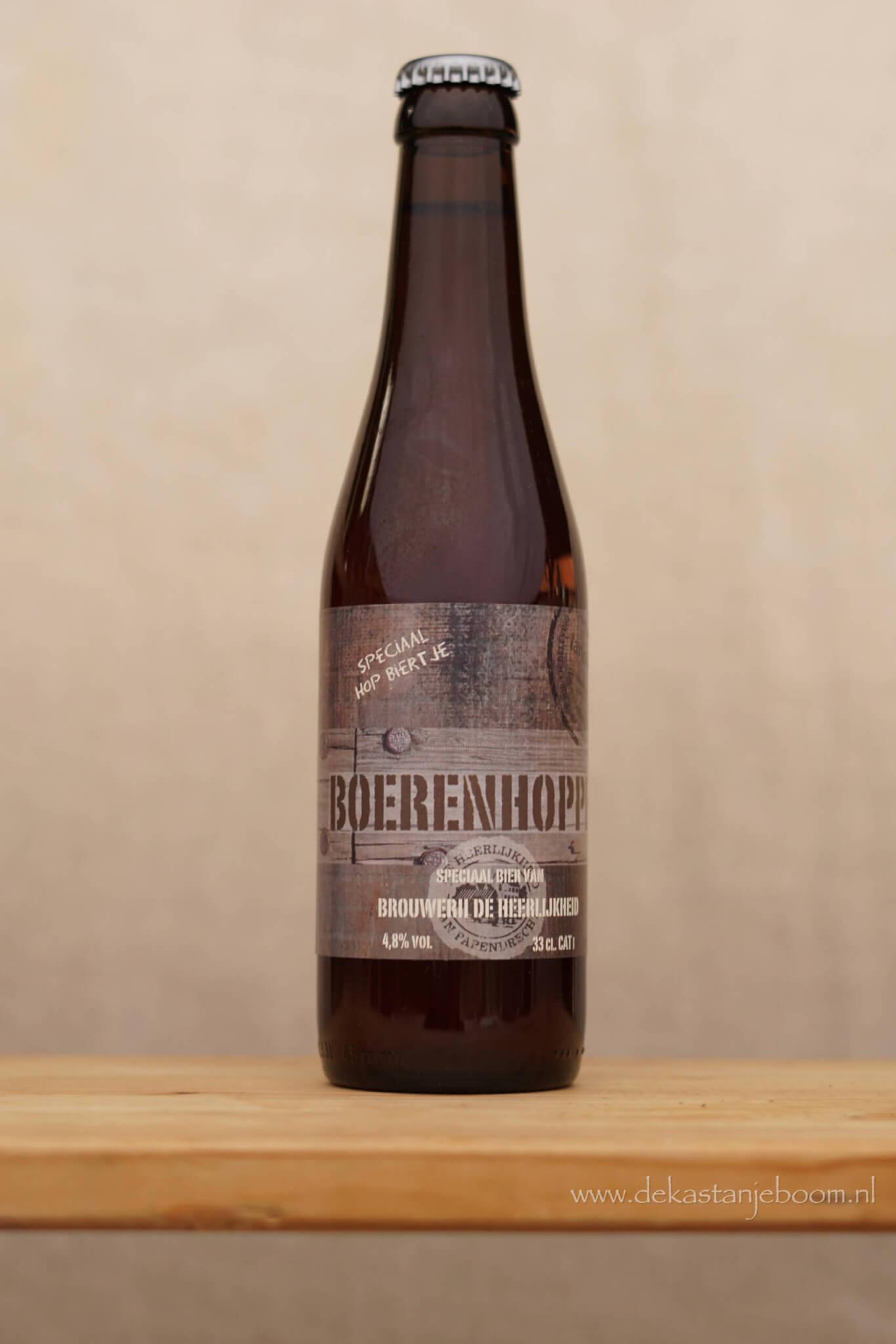 Boerenhoppe bier
