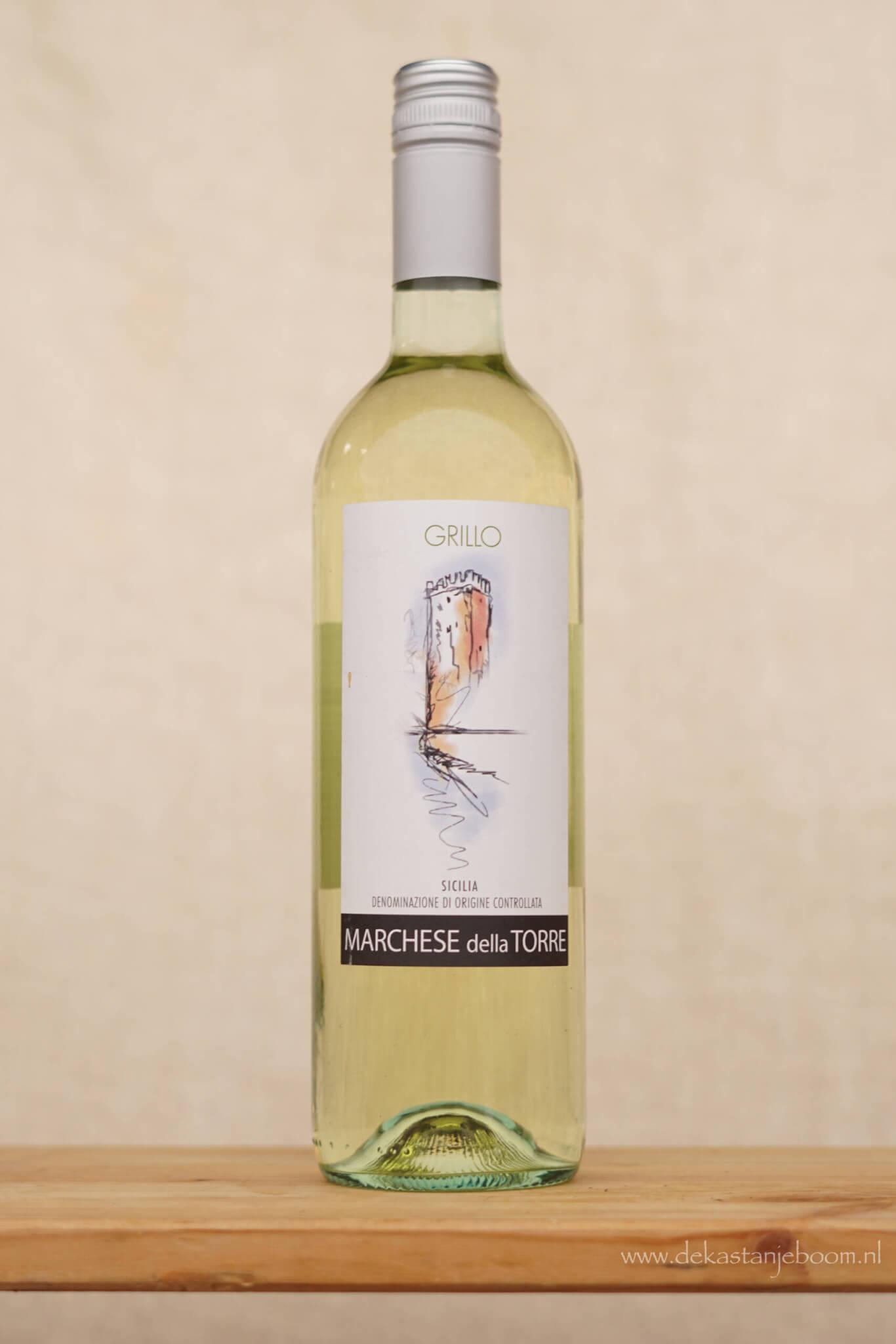 Grillo marchese della Torre wijn