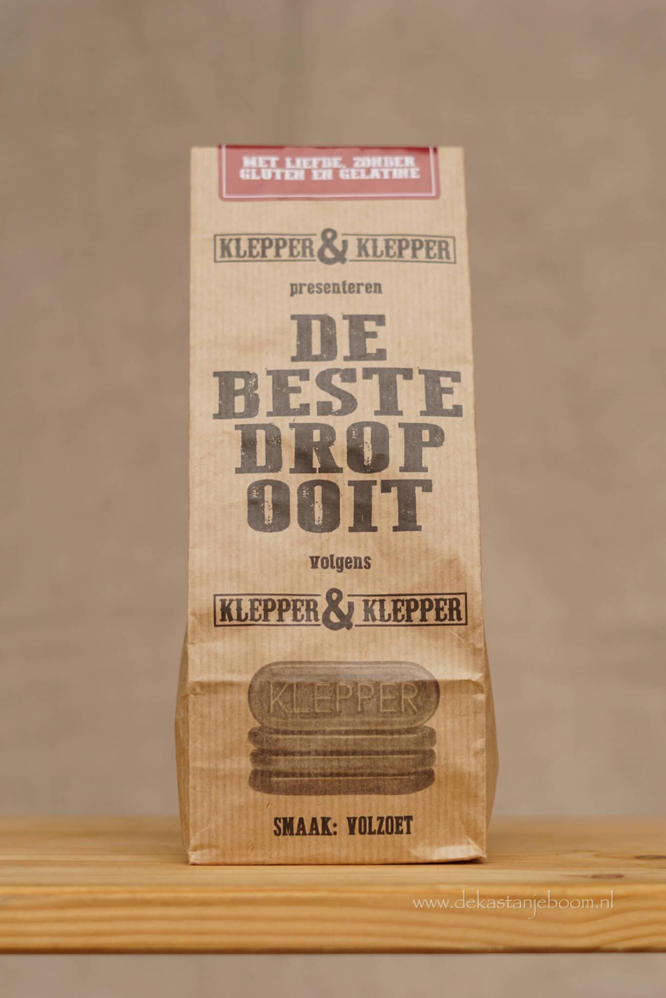Klepper & klepper - volzoet