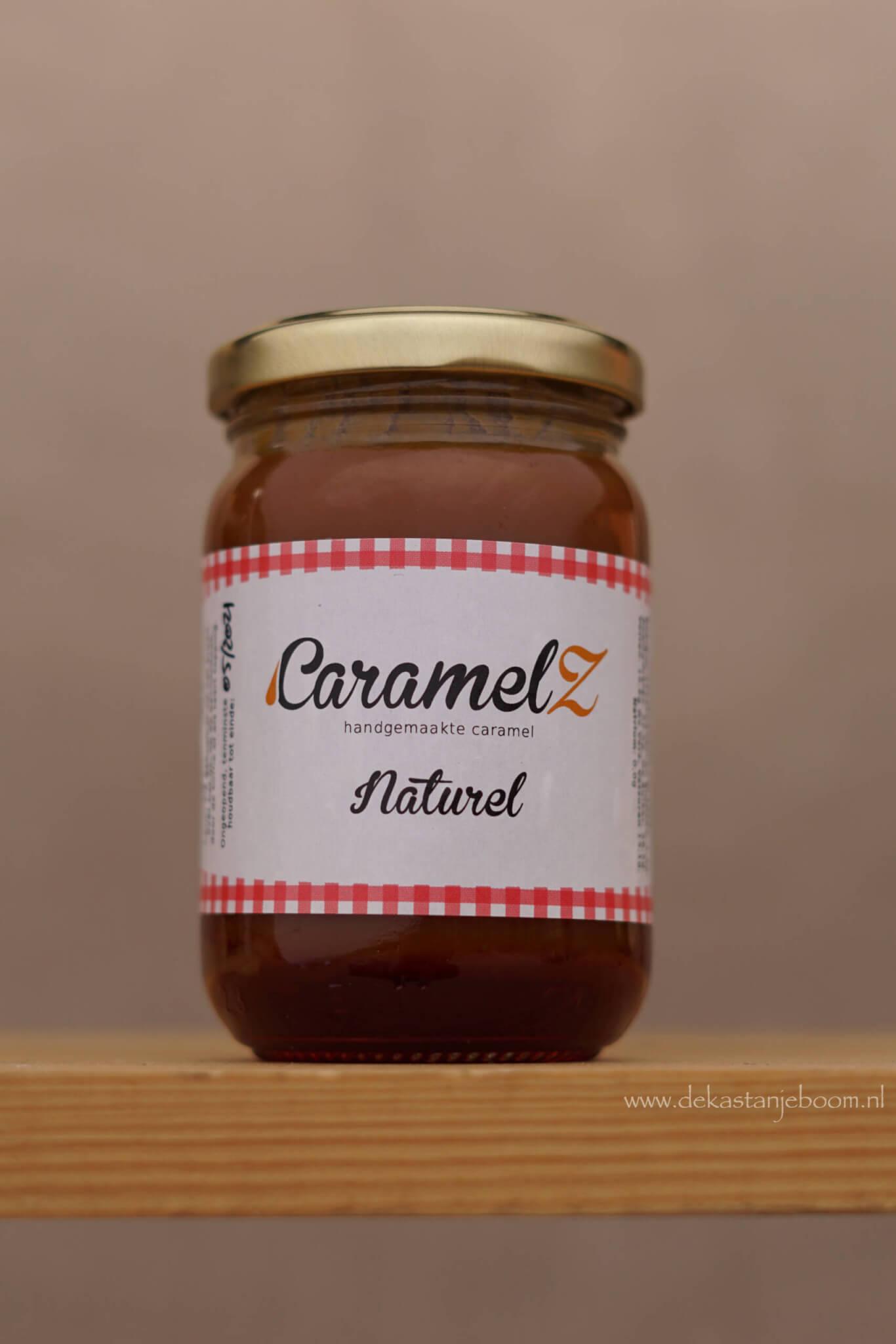 caramelz naturel