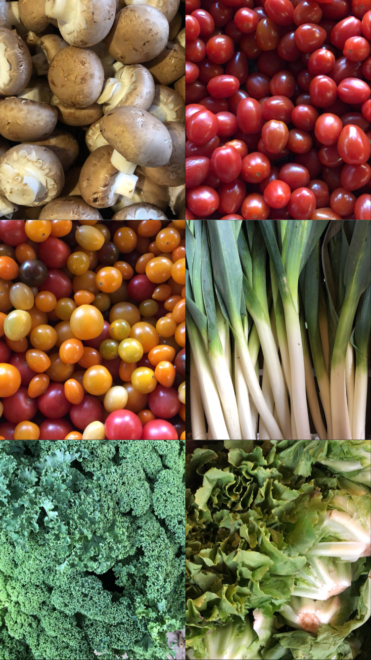 Heeft u onze groenten en fruit al eens geproefd?